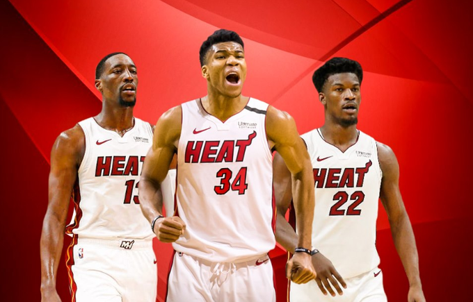 搞事情了,終於等來了!熱火將全力追求字母哥!-黑特籃球-NBA新聞影音圖片分享社區