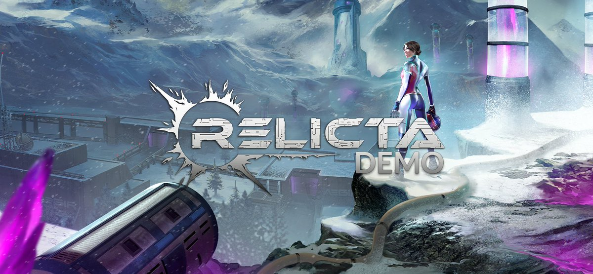 How about a DEMO for the weekend? 😎  Combine magnetism & gravity in order to unravel secrets of Chandra Base.  Are you ready to face the ultimate consequences of your research?  Relicta Demo | https://t.co/1hhXMwS9WO https://t.co/77Nzs5l0IA