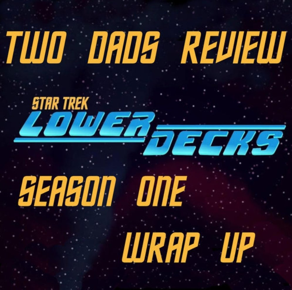 🖖New #Podcast Episode🖖  https://t.co/JQsWnSWOgG  Have a listen to our final discussion about Season 1 of #StarTrekLowerDecks   Next week we start on Season 3 of #StarTrekDiscovery  #StarTrek @startrekcbs @audioboom #PodSociety #PodsUnited #PODCULTURE #podernfamily  #rt #dadpods https://t.co/vxu9kpA7Xw