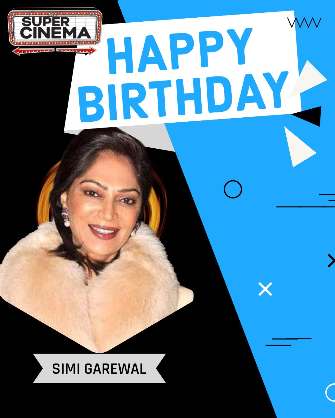 Here s wishing a very happy birthday to