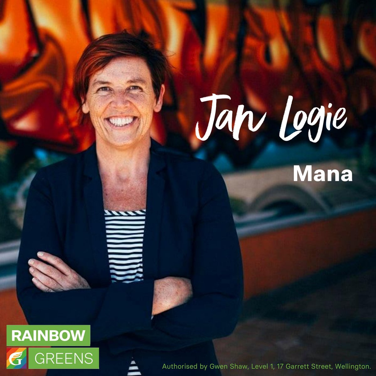 Tonight's results mean that Aotearoa will officially have the MOST QUEER PARLIAMENT IN THE WORLD! Amazing. So PROUD of our Rainbow @NZGreens team. Huge congrats @janlogie @_chloeswarbrick @EKerekere & @RMarchNZ   💚🏳️🌈💚🏳️⚧️💚 https://t.co/7CzVkBj3OT