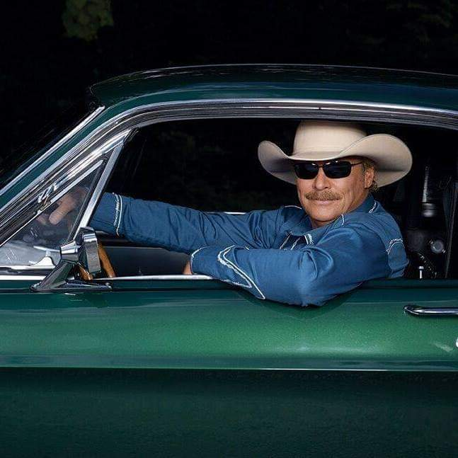 Happy birthday Alan Jackson!!