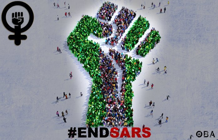 I wish this #EndSARS movement happen before #EdoDecides2020 x #OndoDecides2020 party flag bearers would have......Are you thinking what am thinking ? #EndSARS https://t.co/X5aEjHzYCR