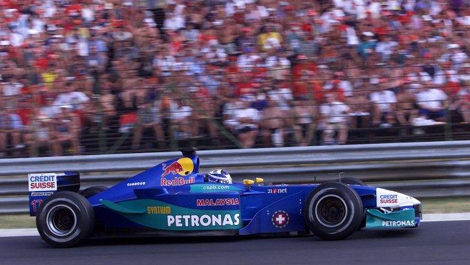 Happy birthday, Kimi Raikkonen!