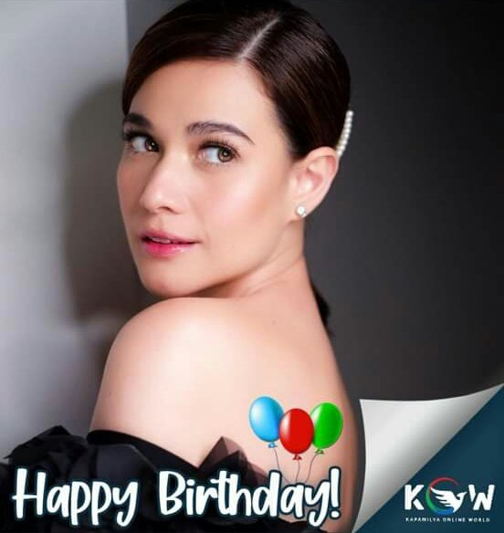 Happy Birthday to our ever Beautiful Movie Queen BEA ALONZO