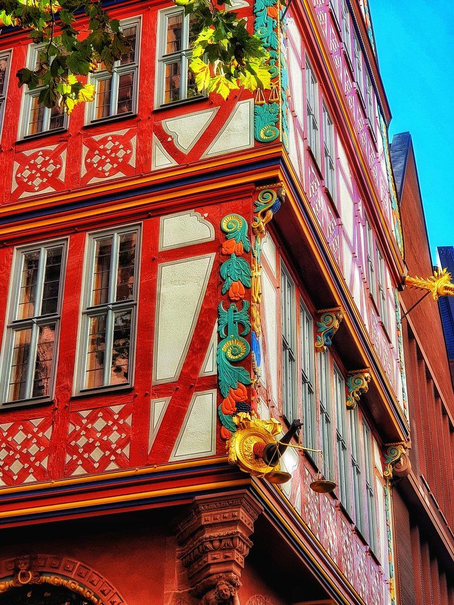 Last few sightseeing photos from Frankfurt 👋👋