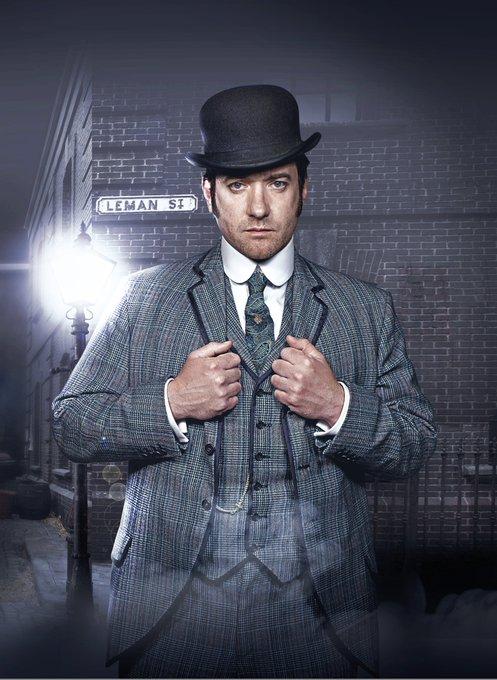 Happy happy happy birthday to Matthew MacFadyen  The Inspector that can do both
