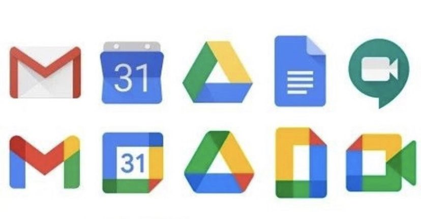These updated google app logos are terrible