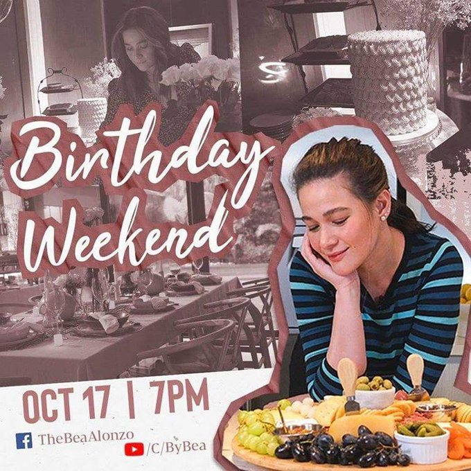 Happy Birthday ms Bea Alonzo  Wish you all the Best we love you!