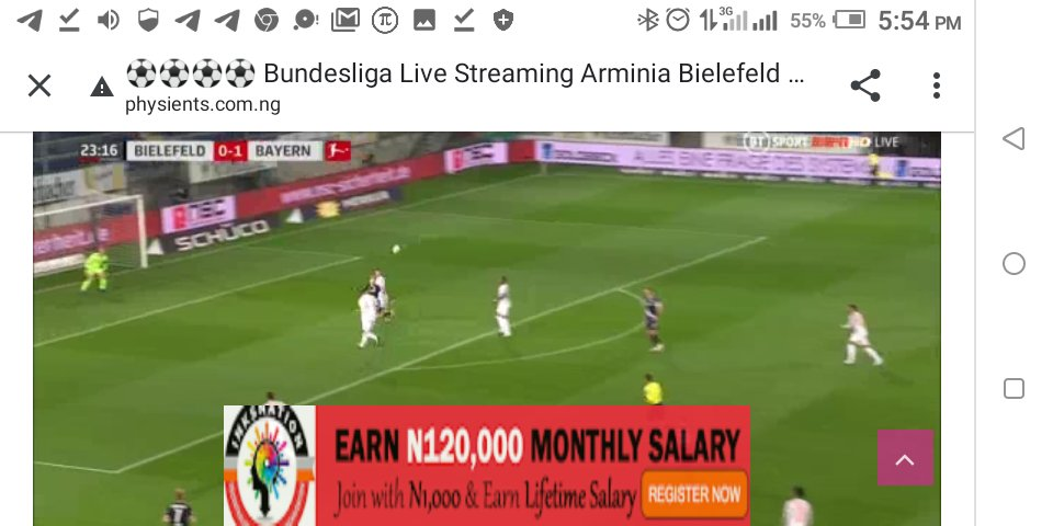 #DSCFCB Link to Stream Live Arminia Bielefeld Vs Bayern München 👇👇👇 . https://t.co/LPgc0KQfwb . Stream Match Live On Mobile Phone Only, Live Ultra HD, Please Help Retweet and Share Link for others to enjoy the Live Streaming on their Mobile Phone... https://t.co/gBd232QNF2