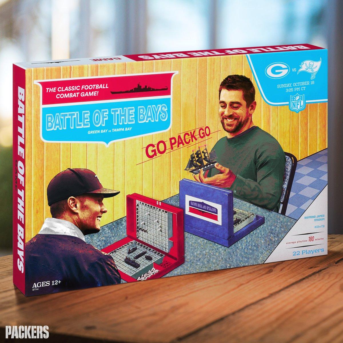 A classic game. #GBvsTB | #GoPackGo