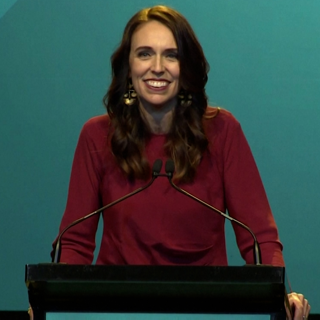 """""""We are living in an increasingly polarized world, a place where more and more have lost the ability to see one another's point of view,"""" said New Zealand's Prime Minister @jacindaardern.  """"I hope that with this election, New Zealand has shown that this is not who we are."""" https://t.co/Av4MqdPeqG"""