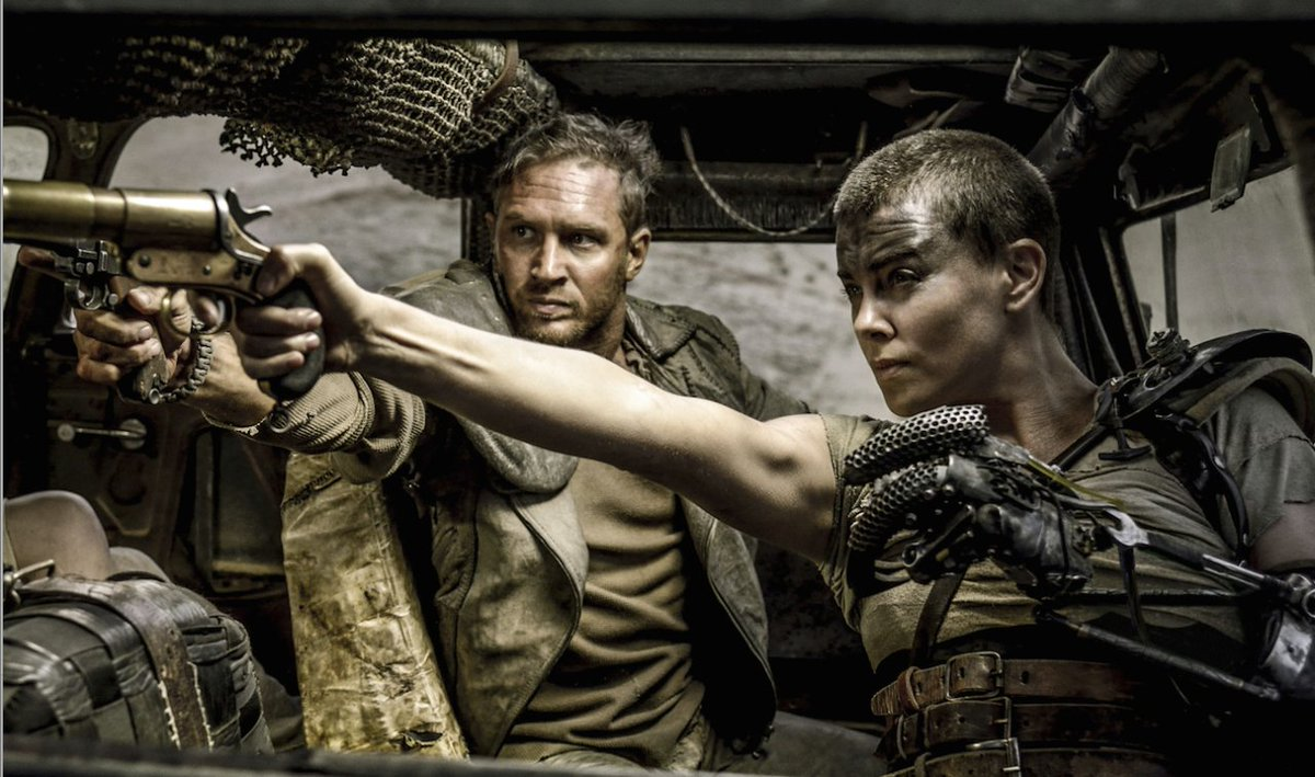 George Miller Shuts Down Rumors That 'Mad Max: Fury Road' Didn't Have a Script https://t.co/OvVmNW67g3 https://t.co/jkSe2RoZw3