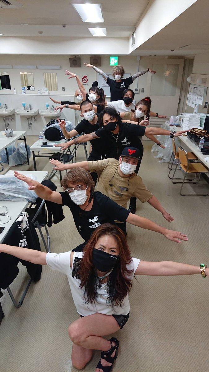 アメブロを投稿しました。仙台ライブ終了!#原田喧太#大黒摩季