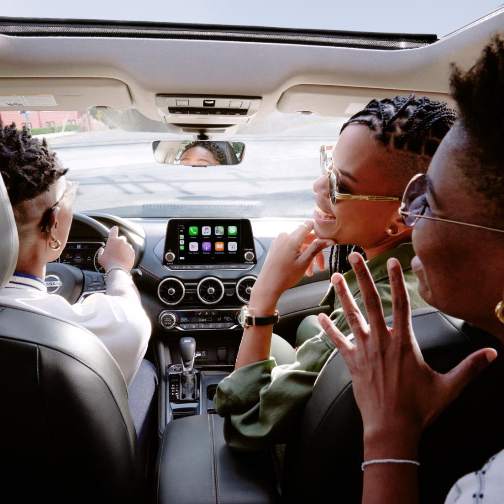 Turn up your weekend vibes with your chosen family. #PartnersOfProgress #AllNewNissanSentra https://t.co/jBIdAGO8pt
