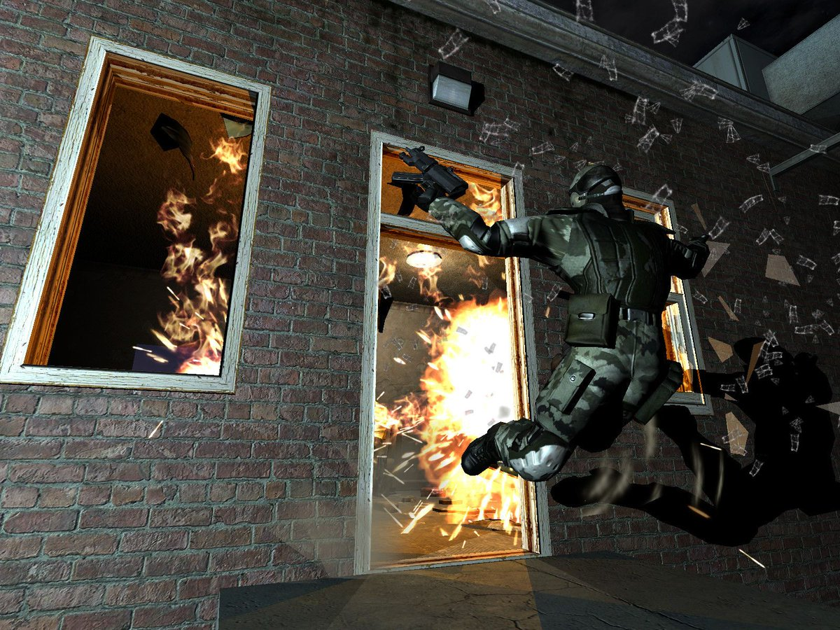 Happy 15th birthday F.E.A.R. 💜   To this day it's a great FPP shooter full of action, tension and terror!  👉 https://t.co/bIyqjZI0Hh https://t.co/I5vhUZP0CJ