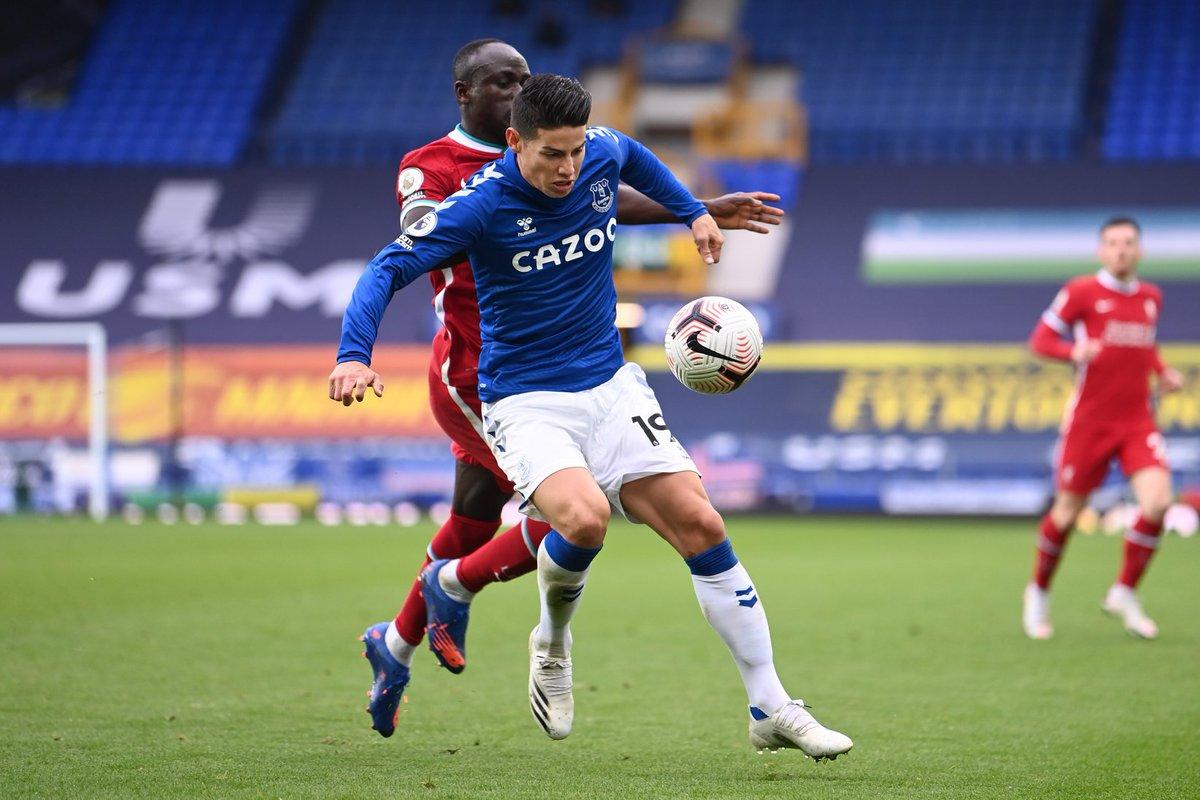 Xem lại bóng đá Everton vs Liverpool, Ngoại hạng Anh (17/10)