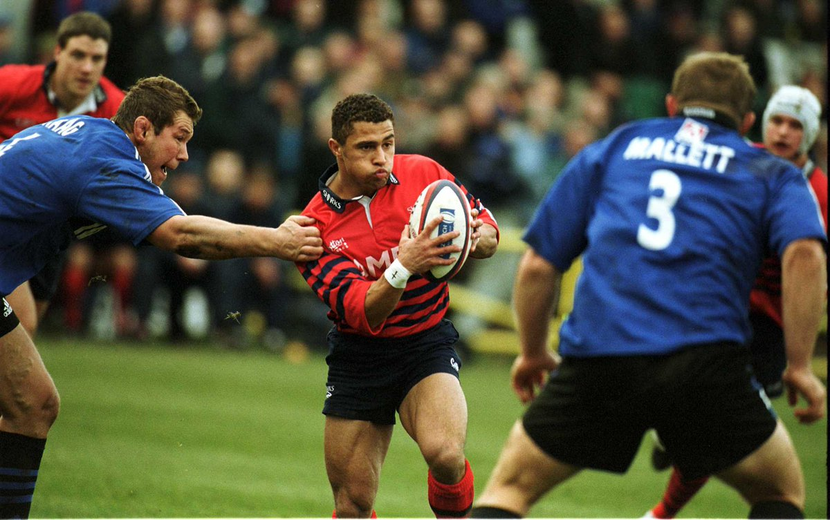 test Twitter Media - This #BlackHistoryMonth we are celebrating those players who have had a huge impact on our sport 🌹  20 years to the day he made the switch to rugby union, we focus on @Jason15Robinson    A thread. 👇 https://t.co/KBS9erp1Uk