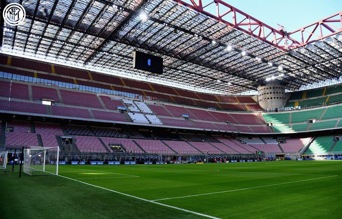 🇮🇹#SerieA #Fecha4   🔜Así sigue la acción del sábado en el Calcio  📌13:00 Inter vs Milan  📌13:00 Sampdoria vs Lazio  📌15:45 Crotone vs Juventus https://t.co/GaWhTYVL1q