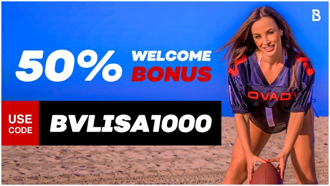 Week 6 in the NFL & it's all about @BovadaOfficial  use my promo code: BVLISA1000 #Bovada https://t.