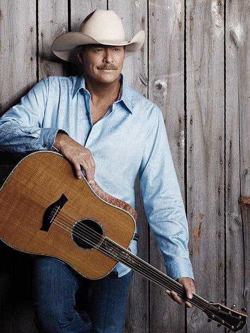 Happy Birthday to Country Singer Alan Jackson
