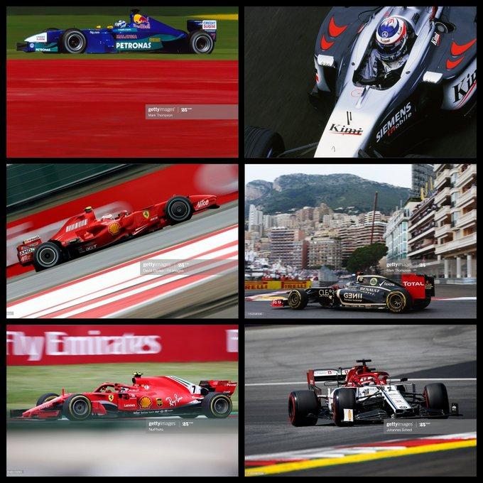 Happy birthday, Kimi Raikkonen! Greatings from Brazil!
