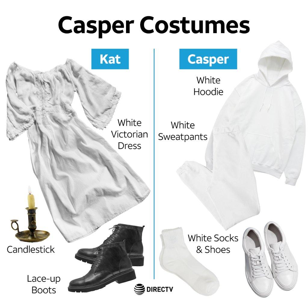 Enjoy this 👻 spirited 👻 #Halloween costume inspo! Watch Casper On Demand from @FreeformTV all month long on Ch 1000. https://t.co/zraIEupQs6