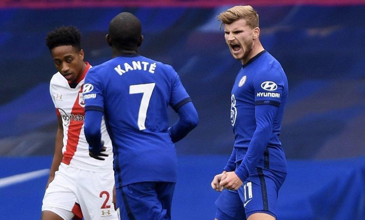 Xem lại bóng đá Chelsea vs Southampton, Ngoại hạng Anh (17/10)