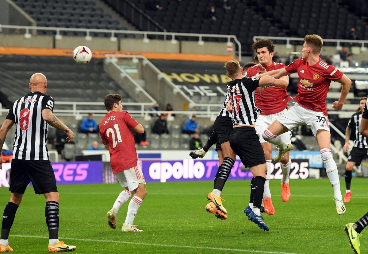 Xem lại bóng đá Newcastle vs Man Utd, Ngoại hạng Anh (18/10)