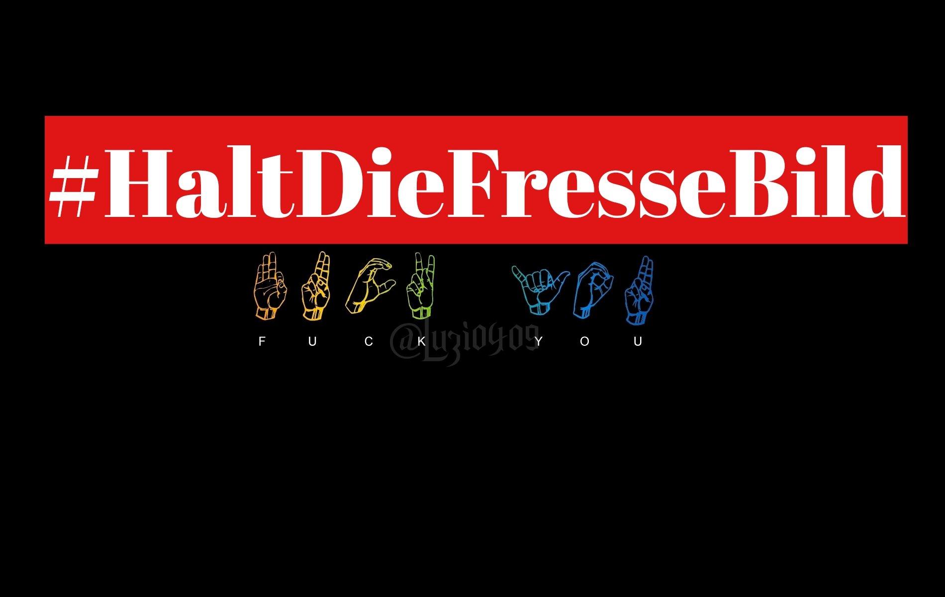 #HaltDieFresseBild Foto,#HaltDieFresseBild Twitter Trends - Top Tweets