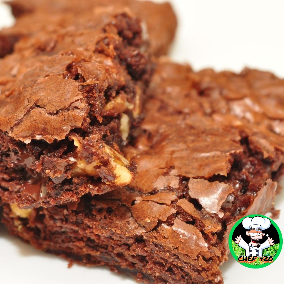 MAKE THE PERFECT INFUSED BROWNIES Chef 420s Tips&Tricks Plus Lots of  Tasty recipes!  >> https://t.co/Q9t5Y2EQbY   #Chef420 #Edibles #Medibles #CookingWithCannabis #CannabisChef #CannabisRecipes #InfusedRecipes  #Happy420 #420day #420blazeit https://t.co/otDAhX9Sdd
