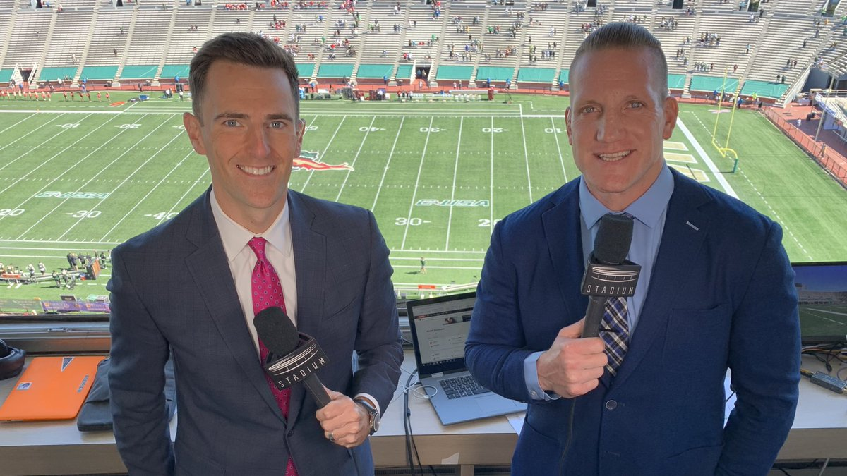 Glad to be with @OfficialAJHawk at Legion Field where @UAB_FB looks to extend its 20-game homefield winning streak against @WKUFootball.   The Blazers haven't lost here since 2014 — the 3rd longest steak in the nation.