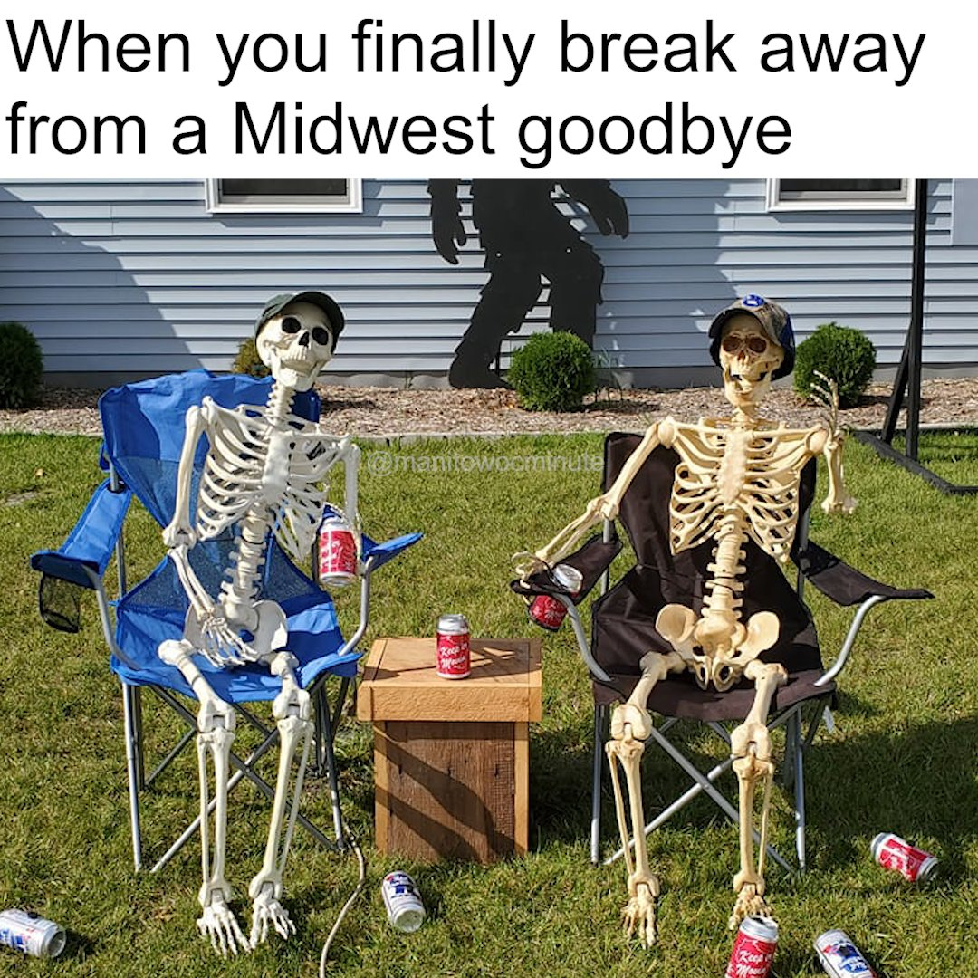 Two-tree beers later #KeepErMovin #OPEtober   (Thanks to Christopher Kau for da photo in da meme) https://t.co/tw1wEFX9iM