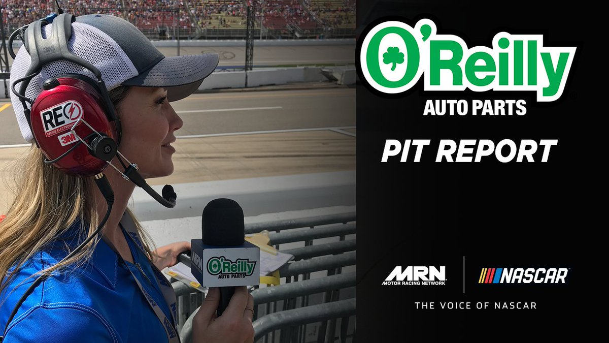 Our @oreillyauto Pit Report for the #CleanHarbors200 @kansasspeedway Total Distance 134 Laps / 201 miles Pit road speed: 45 mph Stages: 30-60-134 Listen Info: 💻: bit.ly/MRNbroadcast #NASCAR Mobile 📱:nas.cr/2qeyRNK #AskMRN | #NASCARPlayoffs