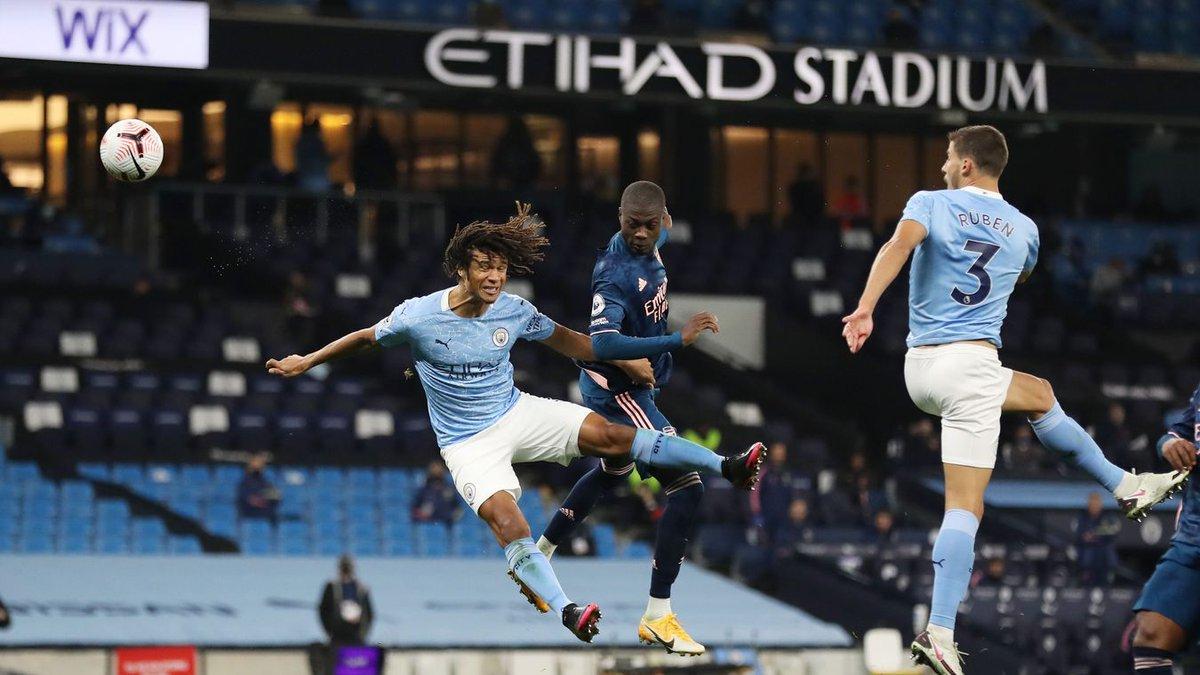 Xem lại bóng đá Man City vs Arsenal, Ngoại hạng Anh (17/10)