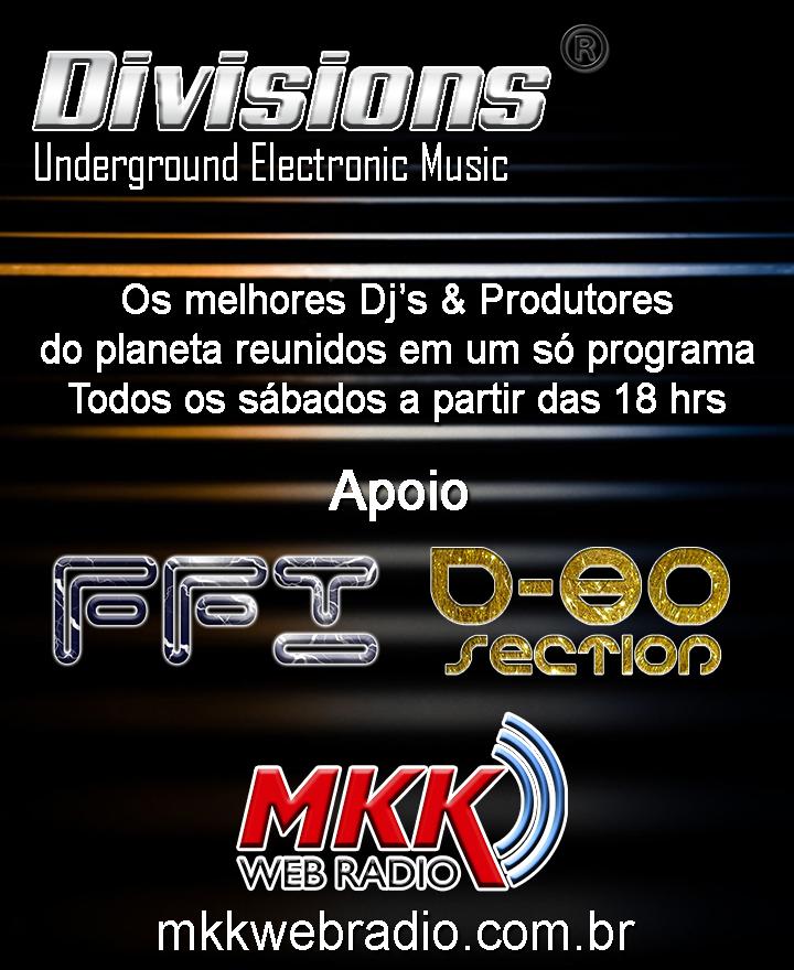 """#eletronicmusic #mkk #webradiomkk #portik #house #djs HOJE INEDITO 18:00 HORAS - O programa """"DIVISIONS"""" com o DJ Portik Project, saindo da quadradeira do tão calejado formato tradicional da musica eletrônica. Conecte-se https://t.co/mu8DHQmUxS https://t.co/kcM6Ikpvaq"""