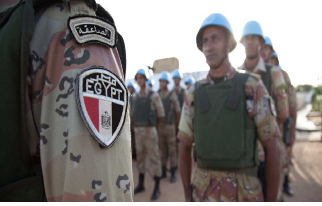 A stark reminder that #peacekeepers serve at great personal risk and in harsh conditions. #Egypt had lost 48  #peacekeepers in @UNPeacekeeping prior to this latest fatality in @UN_MINUSMA. #ServingForPeace #A4P @MfaEgypt @CairoPeaceKeep https://t.co/yVtkKzBIPl https://t.co/0UY6fzjJIl https://t.co/PzBwIr8jd8