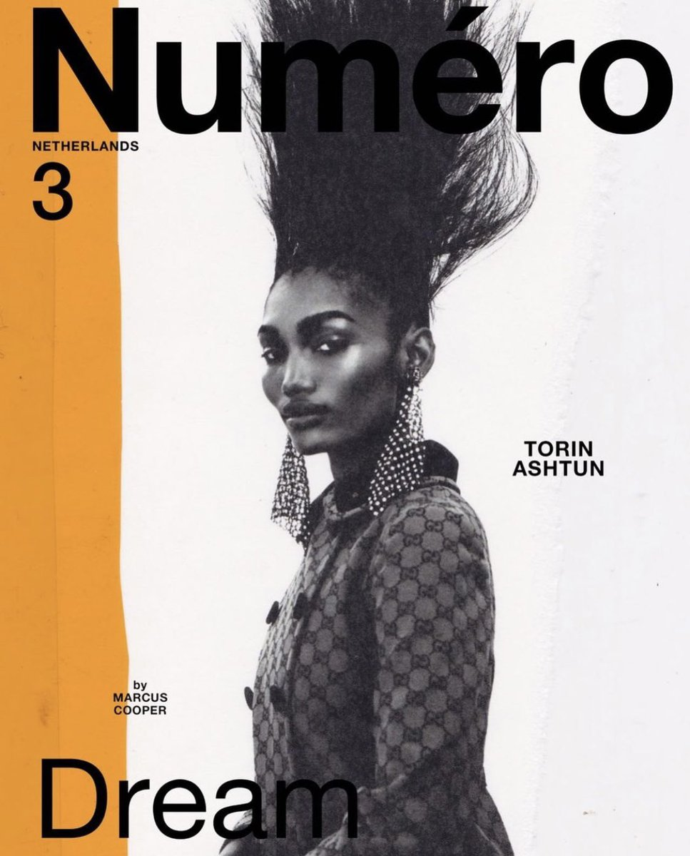 Me for the cover of Numero Netherlands