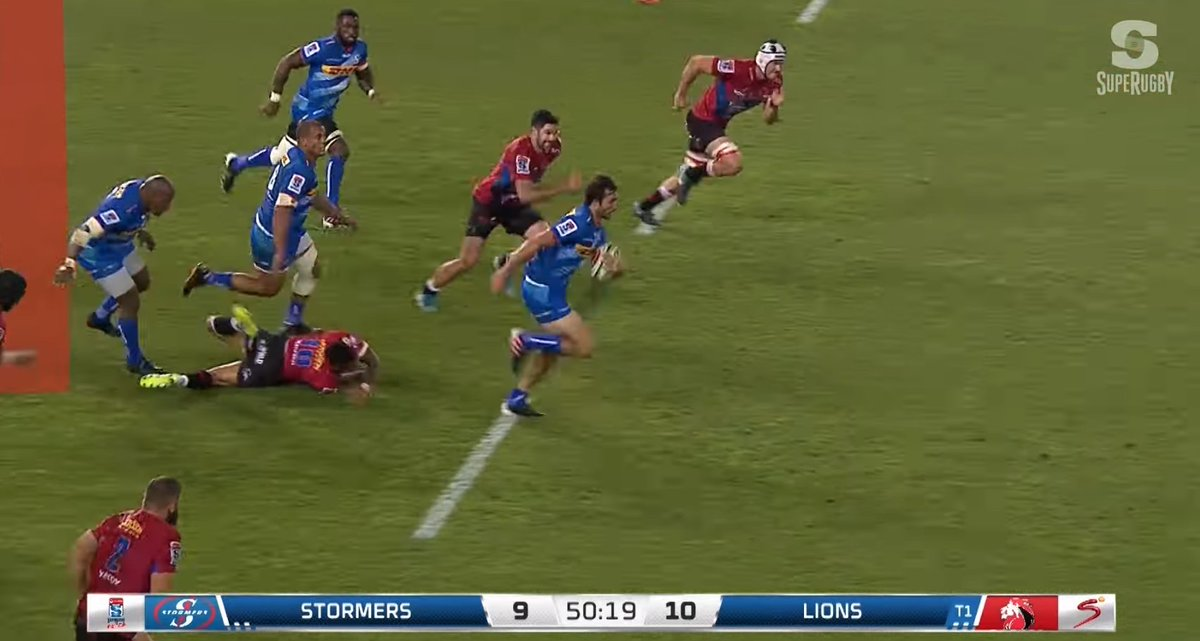 Highlights of @THESTORMERS' 23-17 win against @LionsRugbyCo at Newlands. #STOvLIO   Watch here 👉 https://t.co/JZpAuuZ0F7 https://t.co/ZkP0cc0ei0