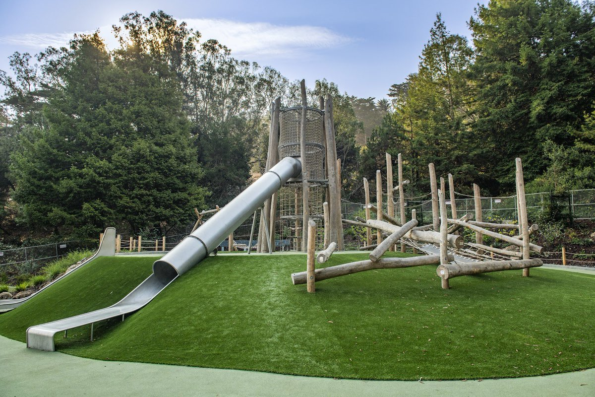 Can't wait to see kids all over this playground 🤩