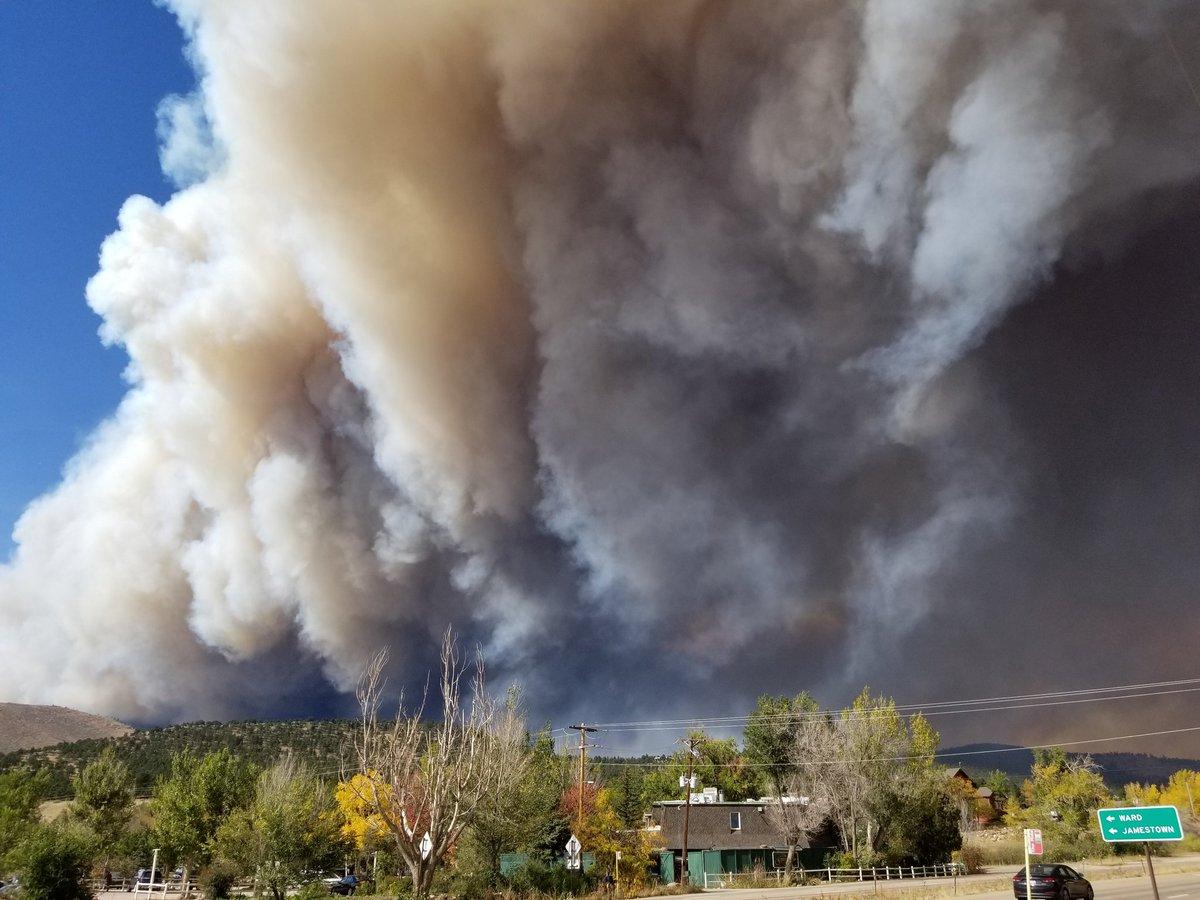 @Weather_West's photo on #CalWoodFire