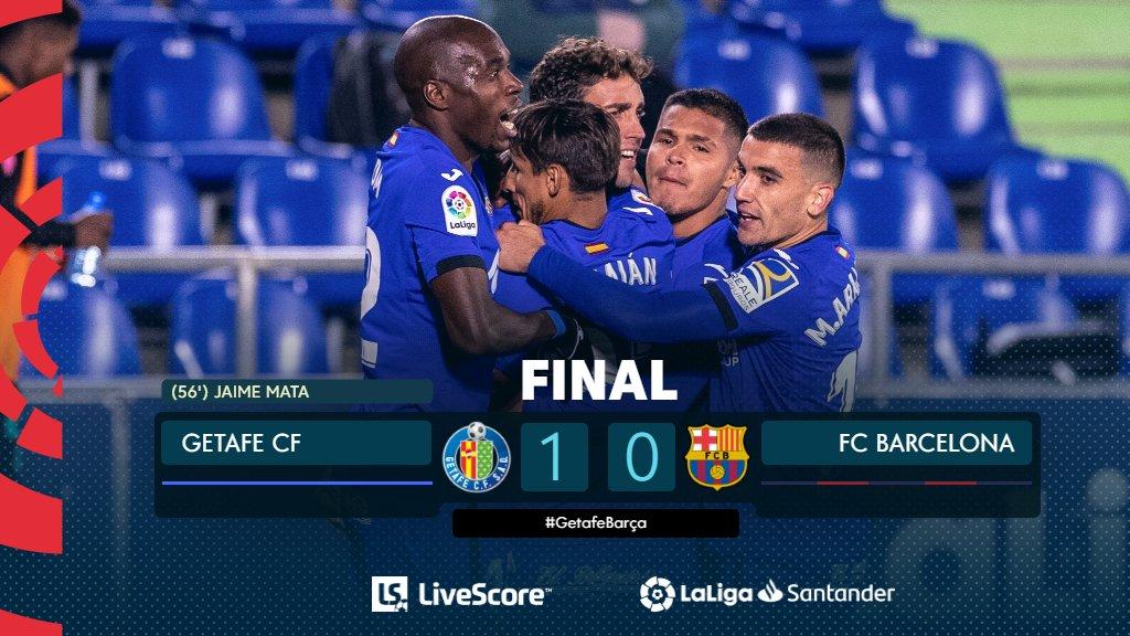 Getafe-Barça