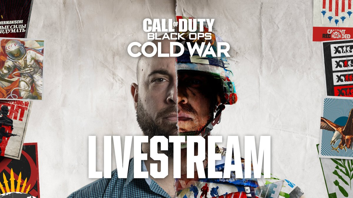 The bald phenom takes on #BlackOpsColdWar: Watch @Maven stream some Beta action on the Call of Duty League YouTube channel! https://t.co/LxEA7WDaT6 https://t.co/mnHn4JQl60