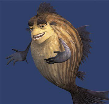 Quick reminder that the creators of Shark Tale spent a lot of money making a fish look like Martin Scorsese. https://t.co/78JcNRYORr