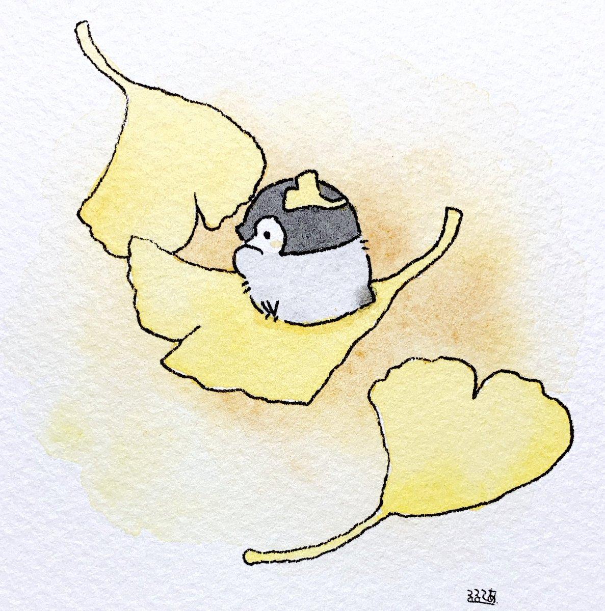 イチョウのはっぱちゃん