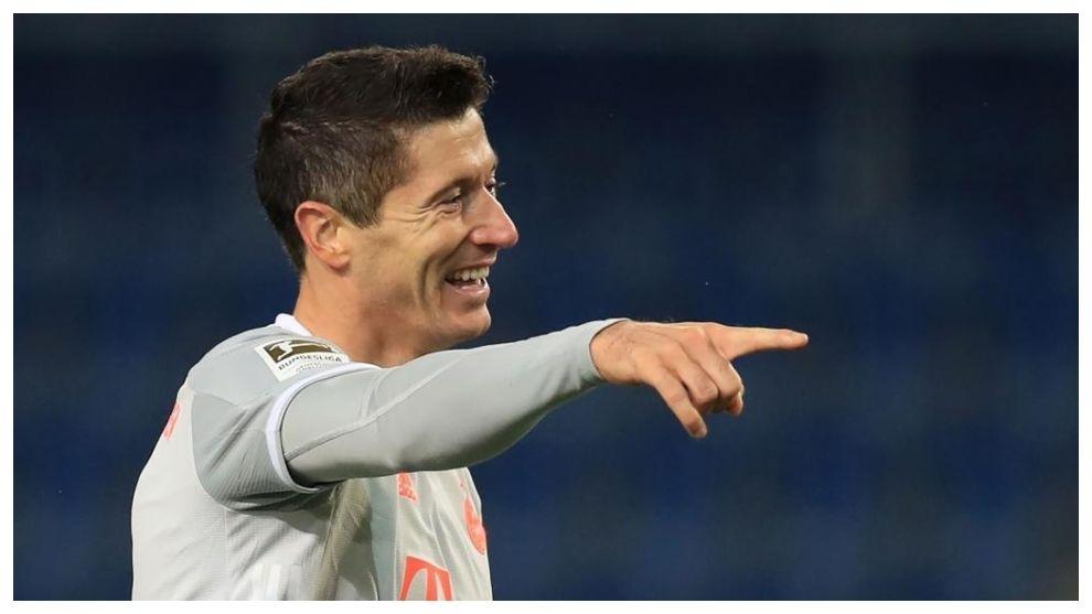 El Bayern se pasea ante el Arminia Bielefeld antes de recibir al Atlético https://t.co/gwlG38TEr7 https://t.co/2wpPC43pQm