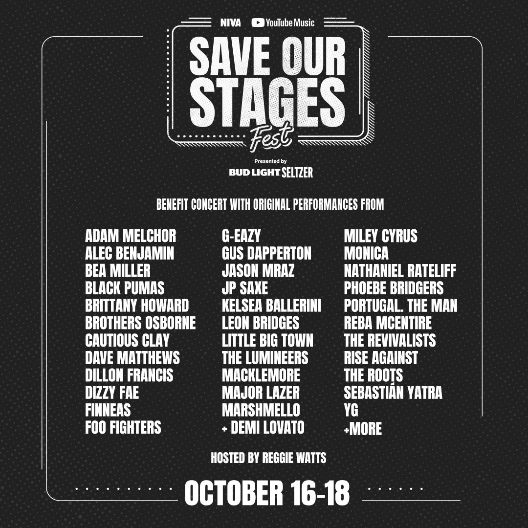 Only 10 minutes until we take the @MetroChicago stage for #SOSFEST! https://t.co/GljmT0wv0g #SaveOurStages https://t.co/5otlXgPhEk
