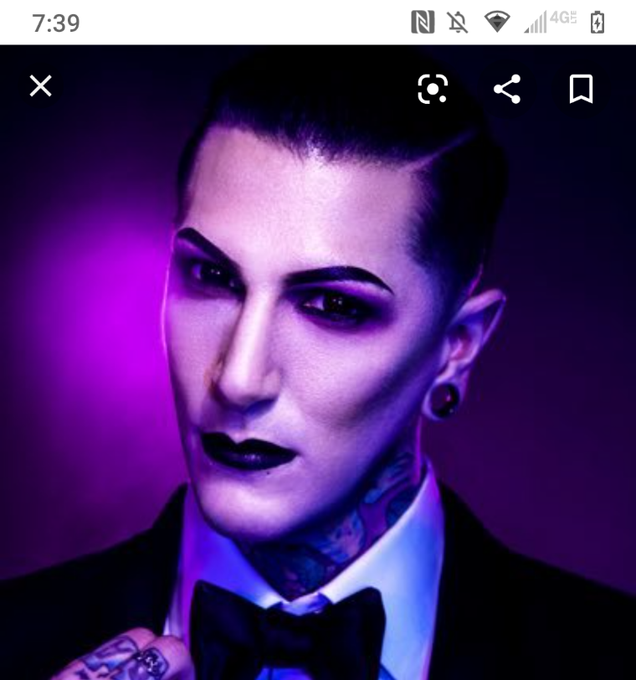 Happy birthday to the wonderful and lovely Talented Chris Motionless from MIW hope you have a great day