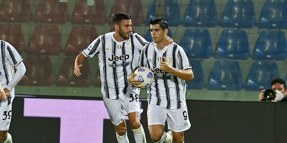Hasil Pertandingan Crotone vs Juventus: Skor 1-1 https://t.co/bzCRTG1L0o https://t.co/aQN0qRx71D