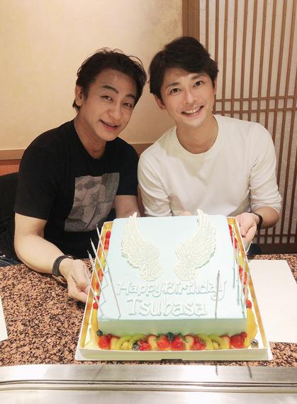 #片岡愛之助 さんがブログを更新🍀📝#今井翼 さんの誕生日をお祝いしたそうですよ🎉🎂「翼くんおめでとう✨✨✨これからも変わらず宜しくね👍」ブログはこちら⬇️